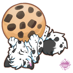 Chocolate Chip Cookie by celestialsunberry