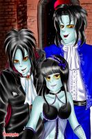 If They Were Vampires by Reenave
