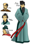 Zheng Zhilong: Pirate, Admiral, Father of Kings by Lord-Justinius