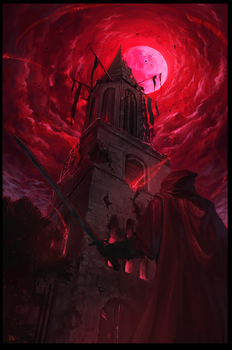 RED - Hell Night by RogierB