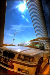BMW M3 in HDR by sengyip