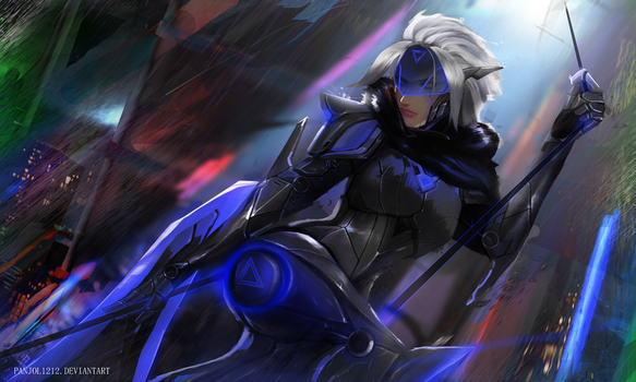 Project Camille by panjol1212