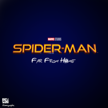 Spiderman - Far From Home by YLMZDESIGN