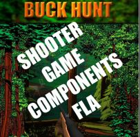 Hunting Game Parts FLA by dbszabo1