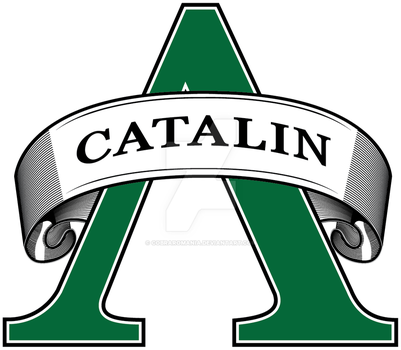 Catalin Logo by cobraromania