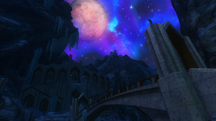 Temple of The Forgotten Vale by Jowain92