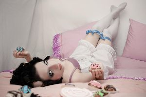 GLAM_Candy Angels_Sweets Pin_up II by TheOuroboros