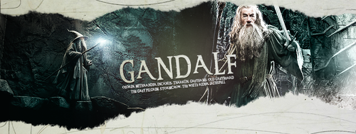 Gandalf by DarkPixieTears