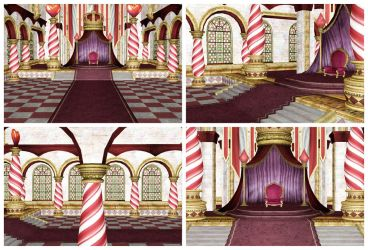 MMD Audience Chamber by arisumatio
