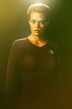 SEVEN OF NINE by willman1701