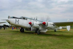 Avro Shackleton MR.2 by Daniel-Wales-Images