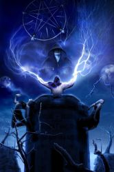 Composing a Storm by jesus-at-art