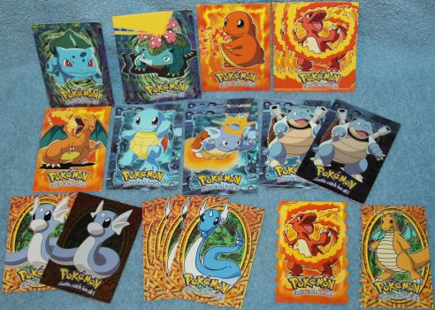 1998 Pokemon Cards - 4Sale - NeedNewHome - P2d by Lovely-DreamCatcher