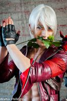 A Rose For You - Dante Cosplay by Leon Chiro by LeonChiroCosplayArt