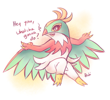 HAWLUCHA GONNA DO