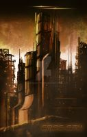 Smog City by AJConcepts