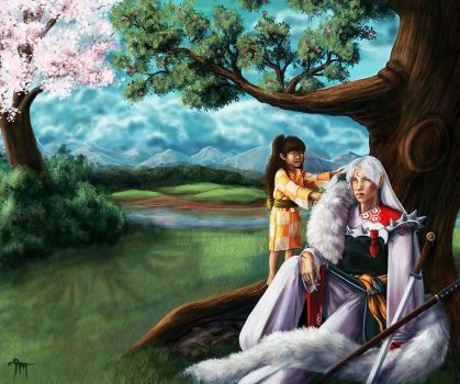Inuyasha - Devotion by mcgray