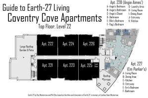 [Earth-27 Living] Coventry Cove Apartments by Roysovitch