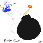 BomberGirl by Cloud-Dream