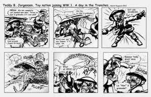 toynations joining ww1 by artlinerscum