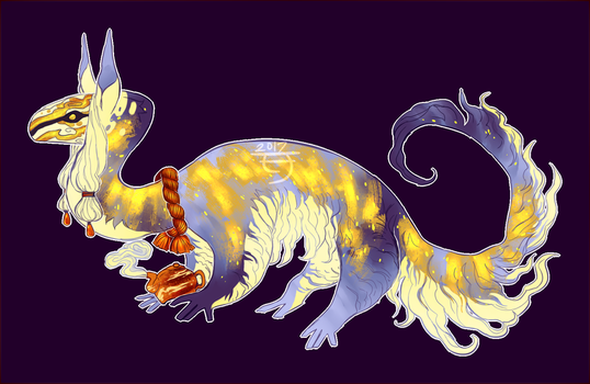 (Closed!) Goldleaf by The-Monster-Shop