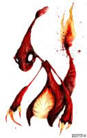Charmeleon by wednesday-wolf