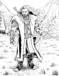 Thorin Leading the Way by cfgriffith