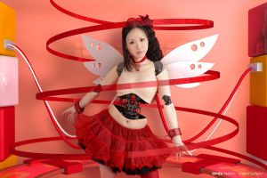 Angeloid  (red) by CPEx-Slash