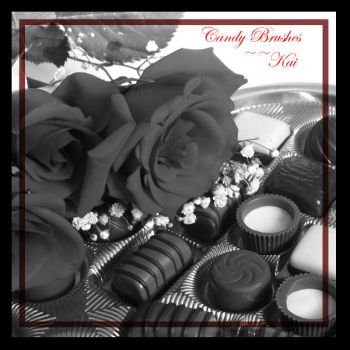 Candy:::Sweets Brushes by KaiPrincess