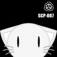 SCP-087, MY CAT by maxalate