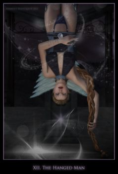 The Hanged Man by karibous-boutique
