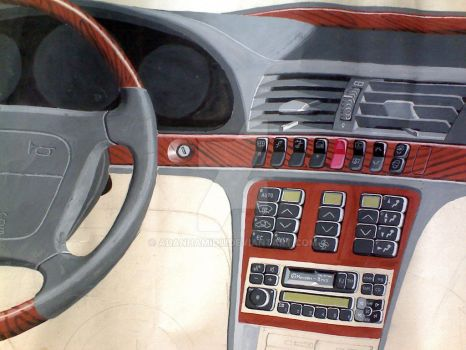 My old Mercedes-Benz concept_12