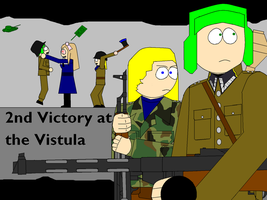 2nd Victory at the Vistula Cover by kfirpanther3