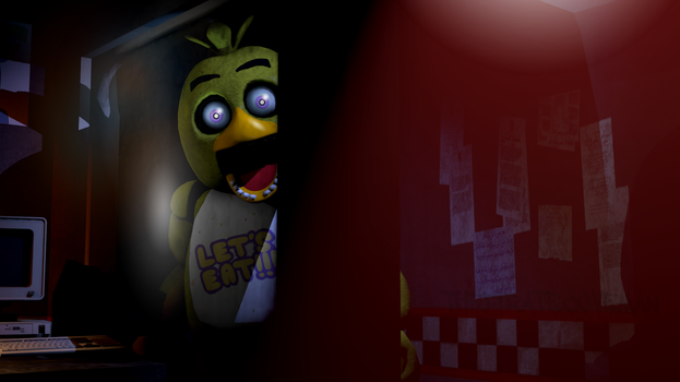 Good times with Chica by ThePirateCoveMan