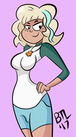 Jackie Lynn Thomas by Ben-the-looney