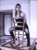 on a chair 3 by Markotxe