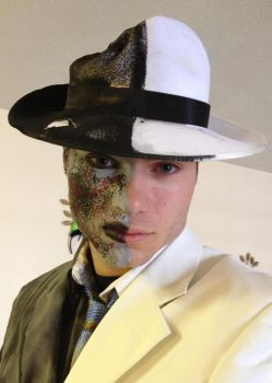 Halloween 2012 - Two Face by jcFr0stbyte