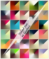 Tainted Love Gradients by cazcastalla