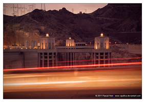 Hoover Dam by Vipallica