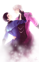 YOI: Duet on Ice by ShootingStar03