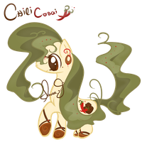 CLOSED Adoptable - Chili Cabai by Laurel3aby