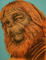 DR  ZAIUS  PLANET OF THE APES by Legrande62