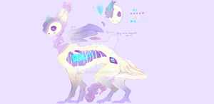 Ghost-Monster Adopt[Closed] by Nituraa