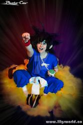 Goku by Lilysworld05