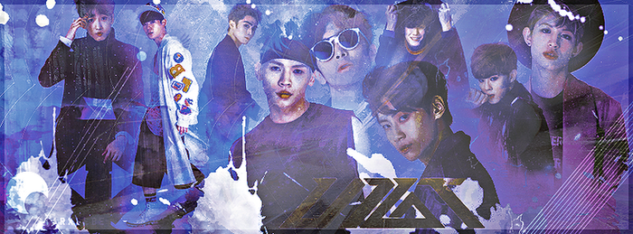 UP10TION - FB TIMELINE COVER by Nanaxusako