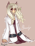 Breezelyn Free sketch by LucciolaCrown
