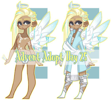 Holiday Advent Adopt :: Day 25 by Omega-Fluff