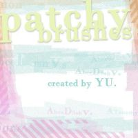 patchy brushes by yu-resource