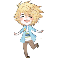 Yoosung by AnnaBurritto