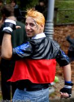 Zell Cosplay by Sommum